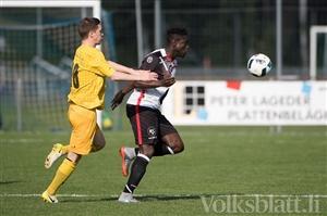 FC Balzers -  FC Mendrisio
