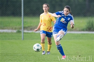 FC Triesen Frauen - FC Widnau