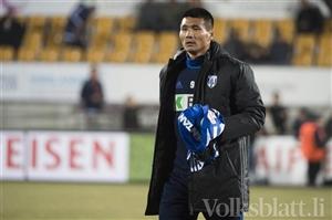 FC Vaduz - FC Lausanne - Sport 1:1
