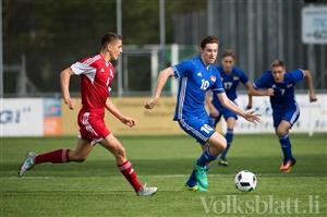 Liechtenstein U17 - Luxemburg