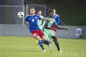 Liechtenstein U21 - Portugal