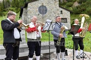 Das 10. Liechtensteiner Weisenblasen im Bergort Malbun